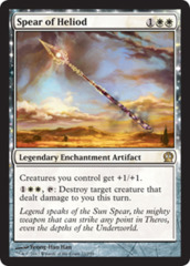 Spear of Heliod - Foil