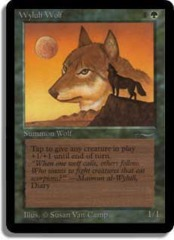 Wyluli Wolf (Dark)