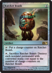 Ratchet Bomb (Magic 2014 Buy-a-Box Promo)