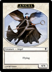 Angel Token on Channel Fireball