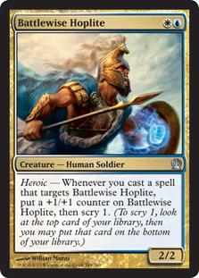 Battlewise Hoplite - Foil