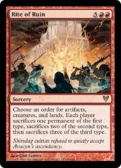 Rite of Ruin - Foil