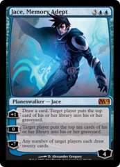 Jace, Memory Adept on Channel Fireball