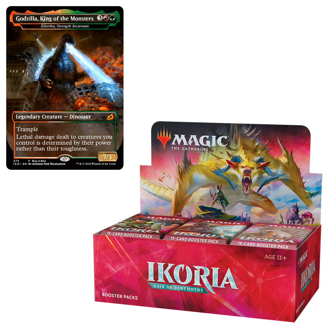 Game Center Exclusive Booster Box