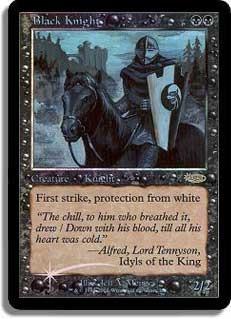 Black Knight (FNM Foil)