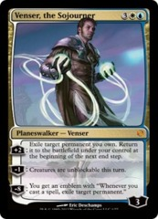 Venser, the Sojourner - Foil