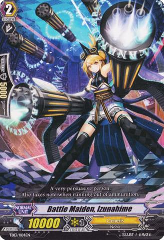 Battle Maiden, Izunahime TD13/004EN