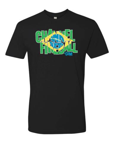ChannelFireball T-Shirt - Brazil
