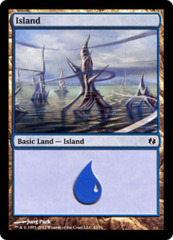 Island (42) on Channel Fireball