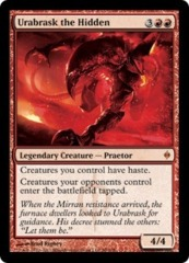 Urabrask the Hidden - Foil
