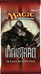 Innistrad Booster Pack on Channel Fireball