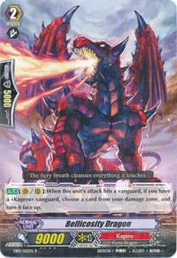 Bellicosity Dragon - EB01/012EN - R