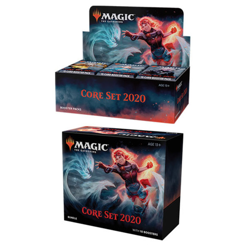 Core Set 2020 Combo (Booster Box + Bundle)