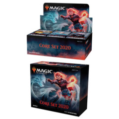 Core Set 2020 Combo (Booster Box + Bundle)