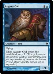 Augury Owl on Channel Fireball