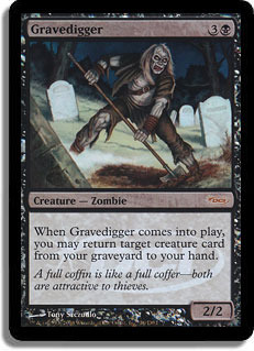 Gravedigger (WPN Foil)