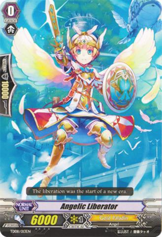 Angelic Liberator - TD08/013EN