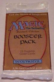 3rd Edition/Revised Booster Pack