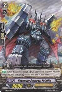 Revenger Fortress, Fatalita TD10/008EN