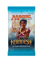 Kaladesh Booster Pack on Channel Fireball