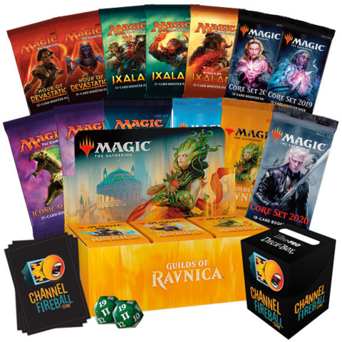 Guilds of Ravnica Booster Crate