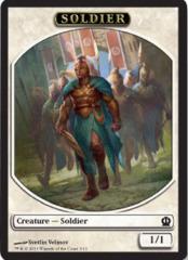 Soldier Token (White) (3/11)