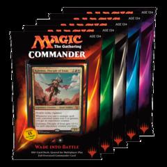 Commander 2015: Set of Five on Channel Fireball
