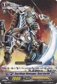 Sacrilege Revenger, Baal-Berith TD10/010EN