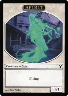 Spirit // Soldier Token (Double-Faced)
