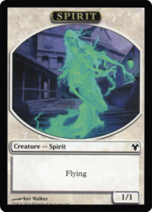 Spirit // Soldier Token (Double-Faced)