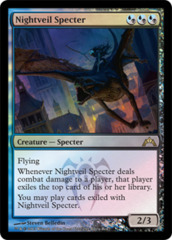 Nightveil Specter (Gatecrash Buy-a-Box Promo)