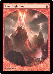 Burst Lightning (Textless Player Rewards)