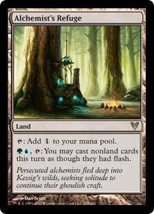 Alchemist's Refuge - Foil