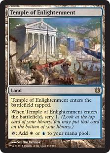 Temple of Enlightenment - Foil