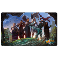 TeamCFB Playmat on Channel Fireball