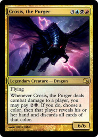 Crosis, the Purger - Foil