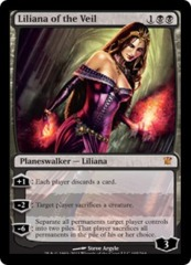 Liliana of the Veil - Foil