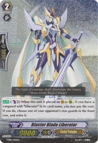 Blaster Blade Liberator - TD08/006EN