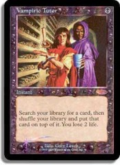 Vampiric Tutor (Judge Foil 2000)