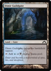 Dimir Guildgate on Channel Fireball