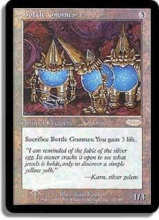 Bottle Gnomes (FNM Foil)