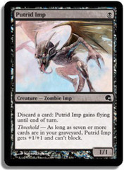 Putrid Imp - Foil on Channel Fireball