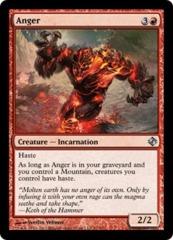 Anger on Channel Fireball