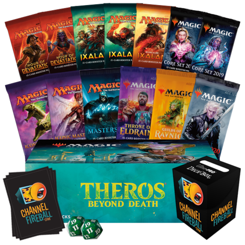 Theros Beyond Death Booster Crate