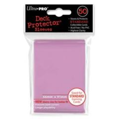 Ultra Pro Sleeves - Pink (50 ct.)