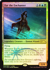 Zur the Enchanter (Judge Foil)