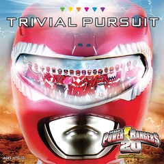 Trivial Pursuit: The Power Rangers 20th Anniversary Edition