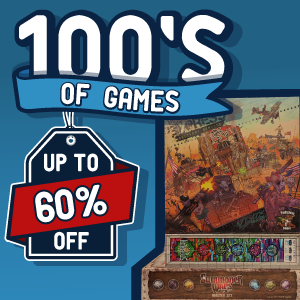 huge discounts on games