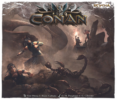 Conan Stygia