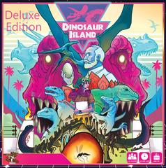 Dinosaur Island Kickstarter Deluxe